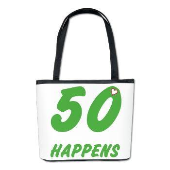 Fifty Happens Bucket Bag #circusvalley