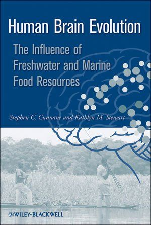 Human Brain Evolution: The Influence of Freshwater and Marine Food Resources by Stephen Cunnane http://www.amazon.com/dp/0470452684/ref=cm_sw_r_pi_dp_nsylwb063XGV2