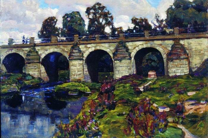 Дворцовый мост XVIII века через реку Яузу. Лефортово, 1920-е - Поиск в Google