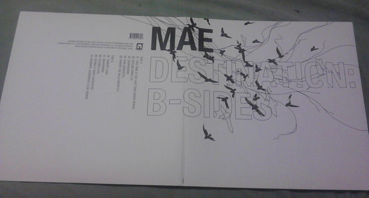 Mae  Destination B-Sides On Vinyl -1