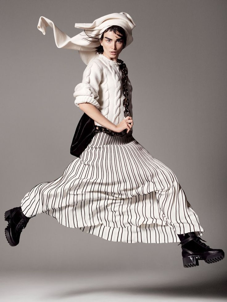 beyond the pale: andreea diaconu, edie campbell, raquel zimmermann by david sims for us vogue october 2015   visual optimism; fashion editorials, shows, campaigns & more!