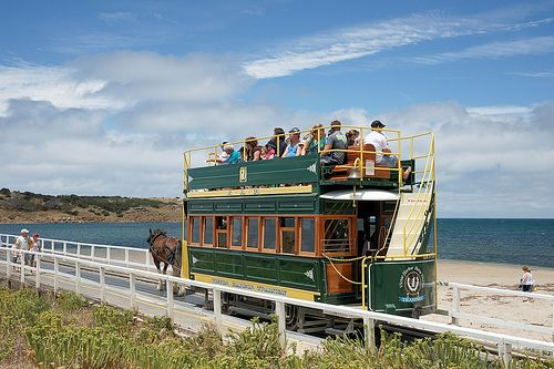Victor Harbor Tramway - South Australia