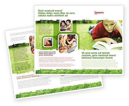 153 best Brochure Templates images on Pinterest Brochure - vacation brochure template
