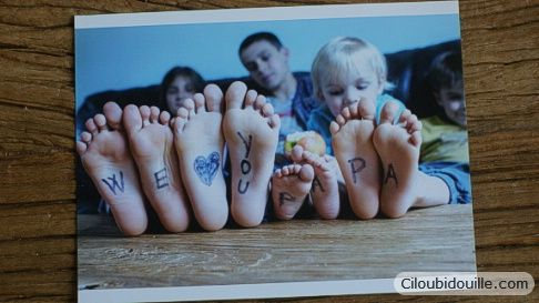 Ciloubidouille » Fête des pères