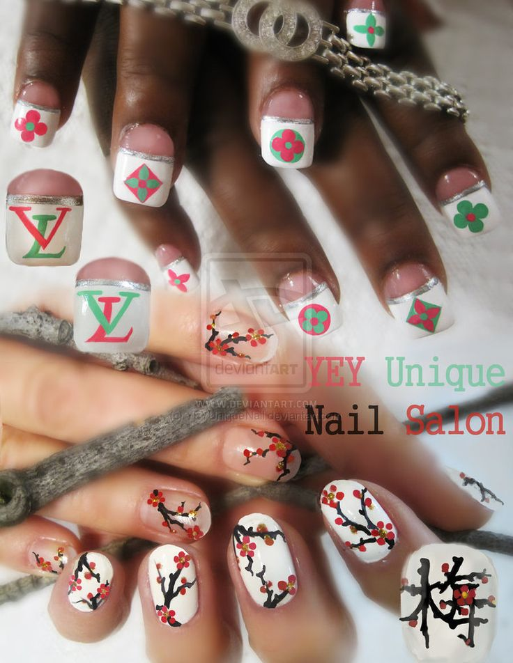 51 best nail designs images on Pinterest | Nail design, Beleza and ...