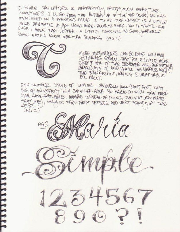 bj betts lettering guide pdf