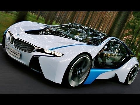 BMW's Manuel Sattig treats Global News consumer reporter Sean O'Shea to a first-hand look at the auto maker's i8 concept vehicle - the same model featured in Mission Impossible 4: Ghost Protocol starring Tom Cruise.