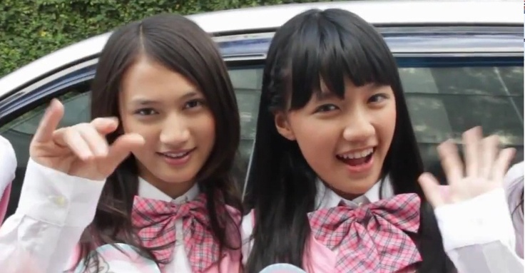 cindy gulla dan melody JKT48 #JKT48
