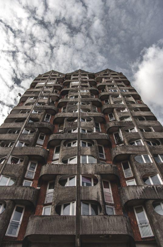 Last piece of famous, soviet Manhattan.