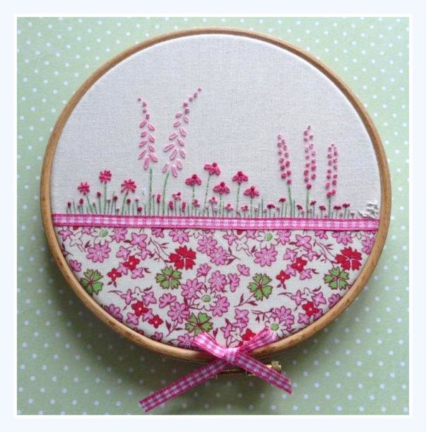 embroidery   Embroidery - Welcome to Butterfly Bright ~ Sherborne, Dorset
