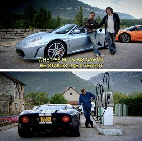 Lovely Ford Gt Jeremy Clarkson