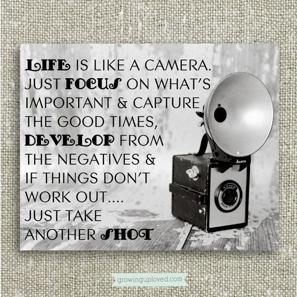Use a  #Camera theme for room (http://growinguploved.mybigcommerce.com/life-is-like-a-camera/)