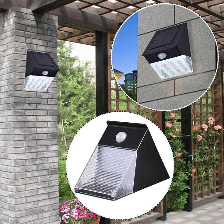 Best Outdoor Security Lights Uk: 25+ Best Ideas About Solar Powered Security Light On
