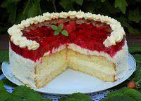 Domowa Kuchnia: ciasta z galaretką