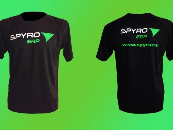 Spyro ERP #Running