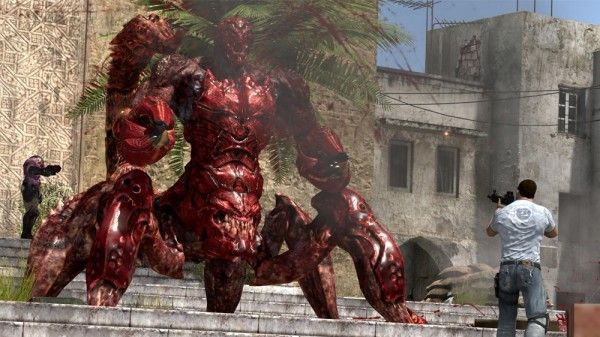 Not that long ago the newest DLC for Serious Sam 3: BFE had hit Steam for PC, but now those looking to get the same Sam on Xbox will be getting their chance today. Serious Sam 3: BFE and Serious Sam 3: Jewel of the Nile, the DLC that had just hit Steam, are up for download on the XBLA for just 1200 MS Points each.