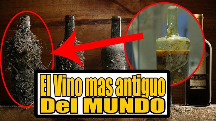 El Vino Vino mas Viejo del Mundo - Bebidas mas Caras del Mundo  Universo...