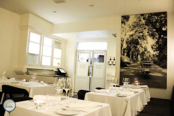 Lisboa - Restaurante - 100 Maneiras