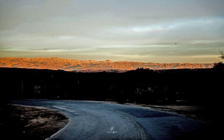 camino a La Rayen, Calamuchita, Cordoba