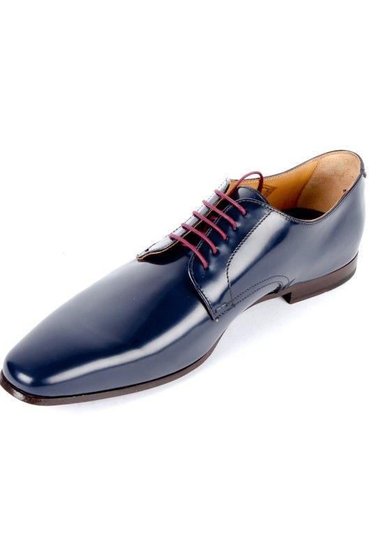 Chaussures Paul Smith Taylors bleu marine - 280€ - http://store.paia.fr/homme/chaussures-homme/chaussures-ville-costume-homme/chaussures-paul-smith-taylors-bleu-marine.html