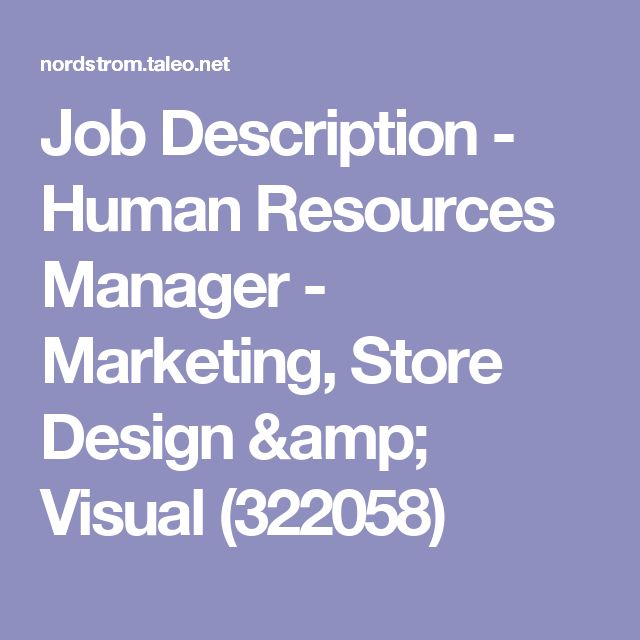 Job description에 관한 상위 25개 이상의 Pinterest 아이디어 이력서 - human resource job description