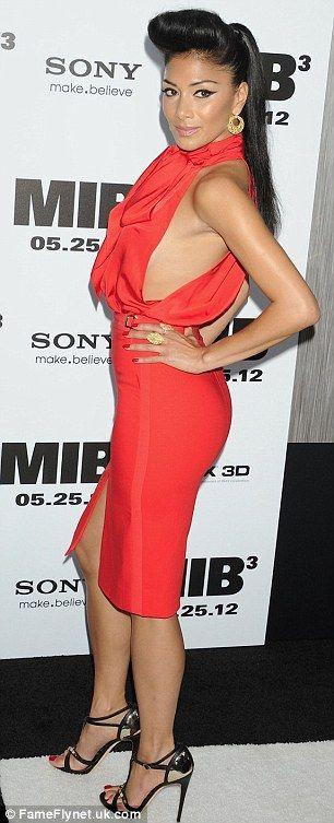 Nicole Scherzinger #HauteCouture