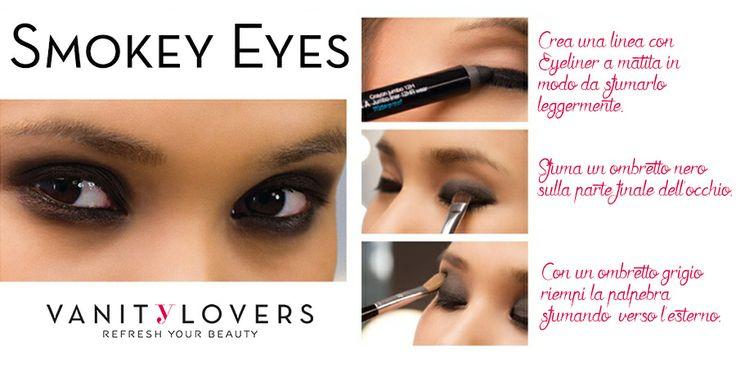 Realizza il perfetto #smokeyeyes  http://www.vanitylovers.com/blinc-eyeliner-pencil-black.html?utm_source=pinterest.com&utm_medium=post&utm_content=vanity-lovers&utm_campaign=pin-vanity