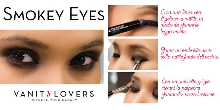 Realizza il perfetto #smokeyeyes  http://www.vanitylovers.com/blinc-eyeliner-pencil-black.html?utm_source=pinterest.com&utm_medium=post&utm_content=vanity-lovers&utm_campaign=pin-vanity