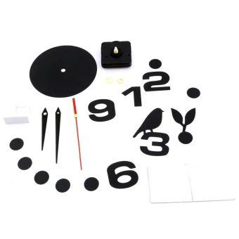 ราคาถูก  สติกเกอร์นาฬิกาติดผนัง สติกเอร์ DIY สติกเกอร์ตกแต่ง  ราคาเพียง  170 บาท  เท่านั้น คุณสมบัติ มีดังนี้ 100% Brand New and High Quality. The wall clock is with 3D effect; Waterproof high-density EVA foam material, eco friendly; DIY distance from digits,DIY shape of the digits; Wall sticker is easy to install and remove; Self-adhesive, water and steam resistant, non toxic and safefor the children; Silent sweeping movement, mute movement, silent clock give youa quiet night; The decals…