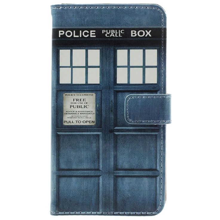 Sony Xperia Z3 Compact Stylish mobildeksel - Doctor Who www.mytrendyphone.no
