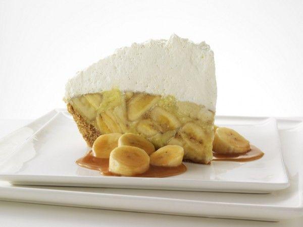 Old school Banana Cream Pie