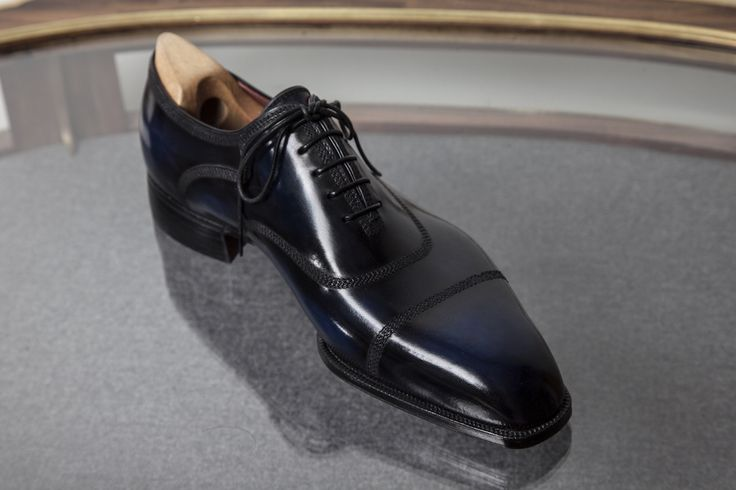 Berluti-Bespoke new collection by the great Anthony Delos