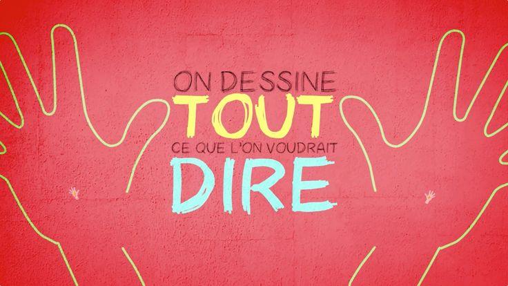 Kids United - On Ecrit Sur Les Murs (Lyrics Video)