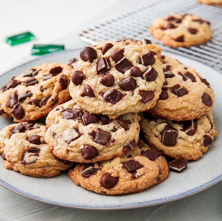 Картинка шоколад с печеньем
