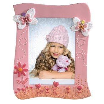 Hama. Rámeček Marie, 10x15 cm, růžový. foto Dolejš, cena 199 Kč.