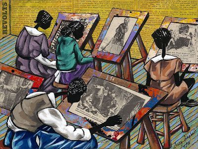 Leroy Campbell African American Art | Leroy Campbell ... | African American Artists