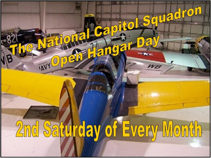 The National Capitol Squadron of The Commemorative Air