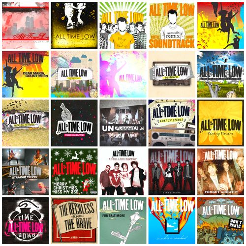 the many works of all time low :)