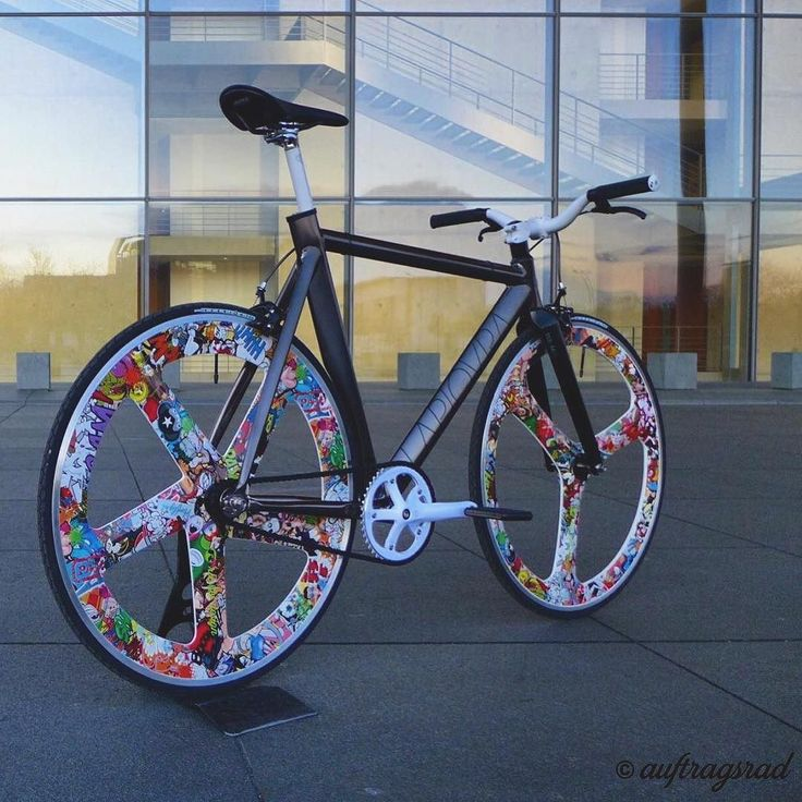 Pin by Jonathon McClain on Fixed gear   Bicycle design ...