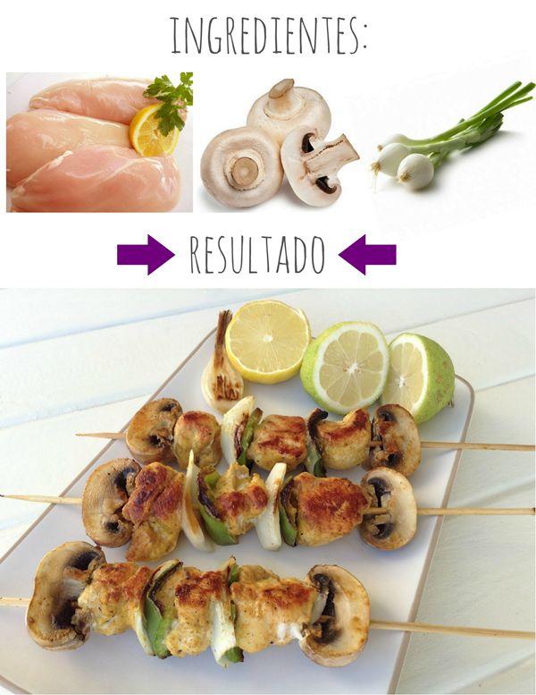 receta con pollo