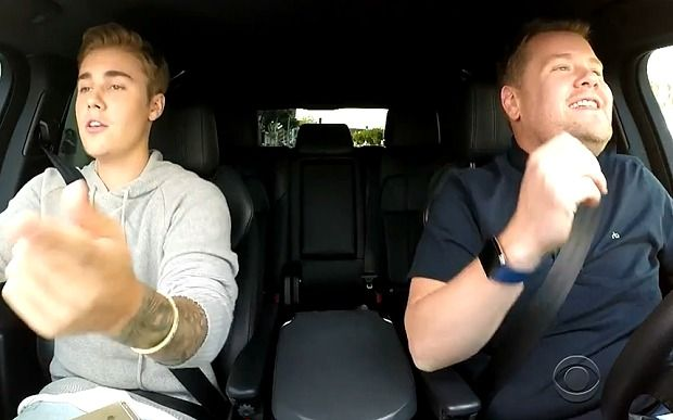 Carpool Karaoke Videos That Will Make You Want To Jump In The Backseat With #JamesCorden http://wnli.st/1Wz8eeX