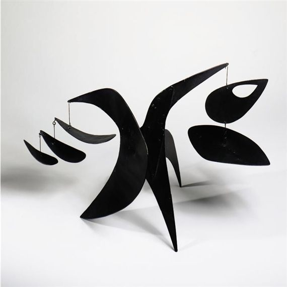 Alexander Calder, THE HAVERFORD MONSTER (MAQUETTE), 1944