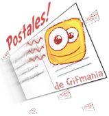 Postales animadas gratis es un servicio de gifmania, que te permite el envío de tarjetas de felicitación electrónicas, por correo electrónico a través de internet. Se trata de un servicio gratuito. Servicio disponible en español, para todos los países. La felicitación llegará a tu email