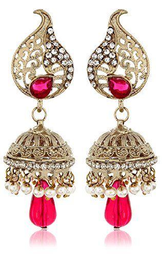 Vvs Jewellers Pearls Pink Kundan Gold Plated Most Beautif... https://www.amazon.com/dp/B01L8Q2NWM/ref=cm_sw_r_pi_dp_x_PSwOybT33A18Q