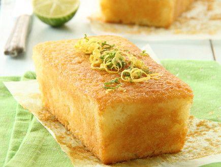 קבלו את עוגת הלימון הכי מוצלחת שתפגשו: רכה, לחה, מרעננת ועסיסית לתפארת