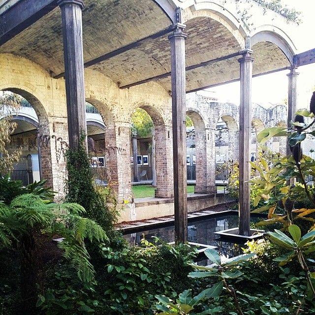 Paddington Reservoir Gardens - Must See