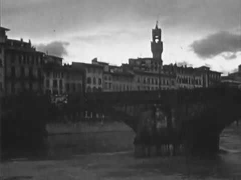 video 1940 firenze (video footage)