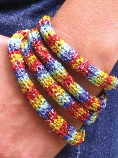 French Knitting Jewellery Tutorials : Best images about french knitter on pinterest knitted