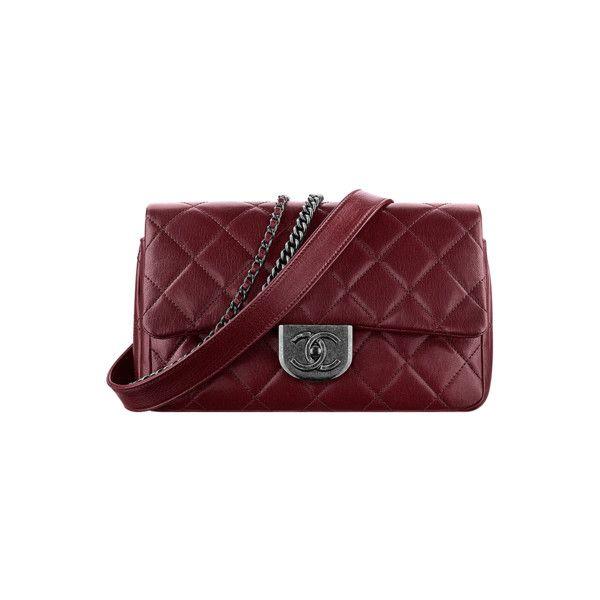 burgundy Chanel ❤ liked on Polyvore featuring bags, handbags, bolsas de lado, chanel, handbag's, purses/backpacks, red backpack, chanel handbags, burgundy backpack and purse backpack