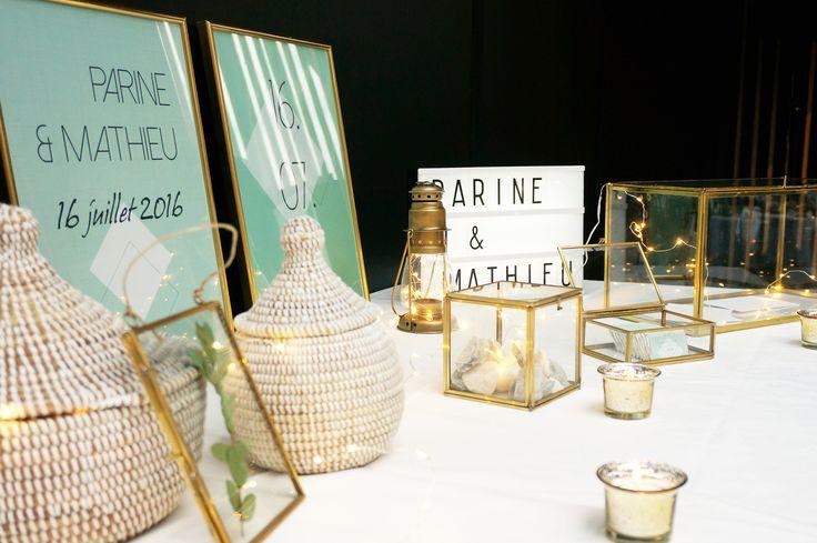 Mariage Vegetal & Mineral- Design Dessine-moi une etoile